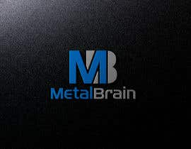 "#211 για Design a Logo for technology company ""MetalBrain"" από shahadatmizi"