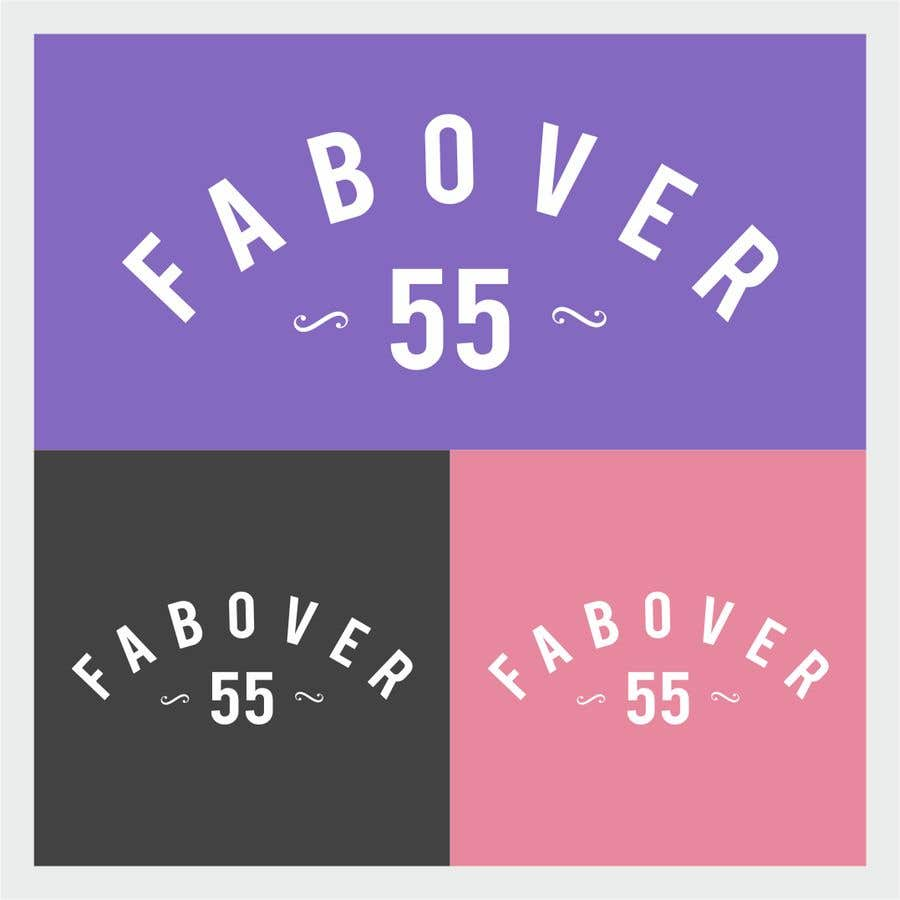 Kilpailutyö #93 kilpailussa Logo for an over 55's exercise to music class