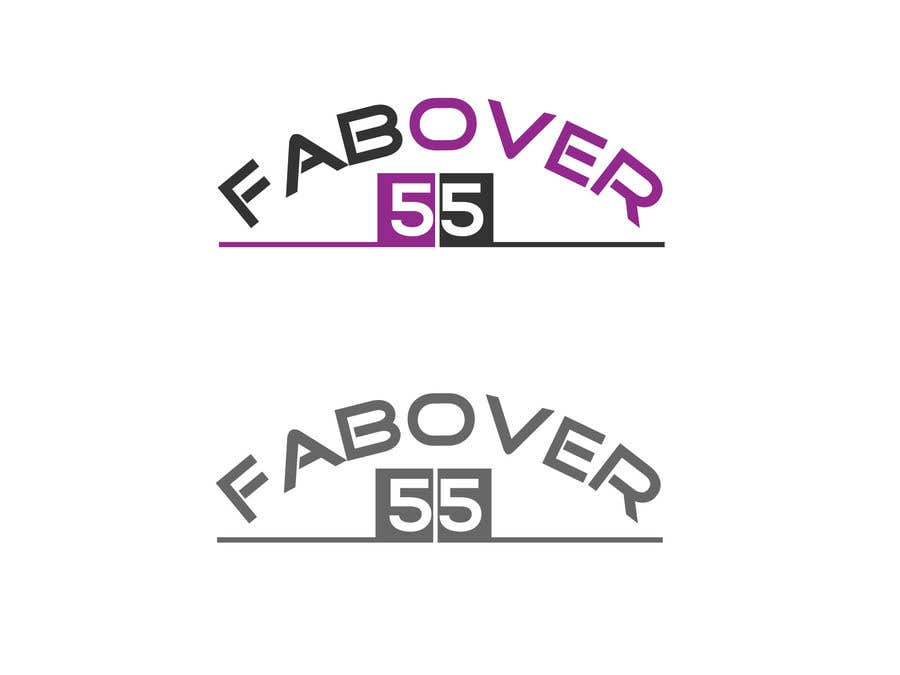 Kilpailutyö #117 kilpailussa Logo for an over 55's exercise to music class