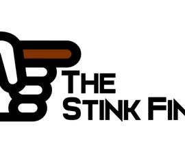 #7 for I need a logo created for my blog called The Stink Finger. Want it to have a modern look af DosLunasWeb