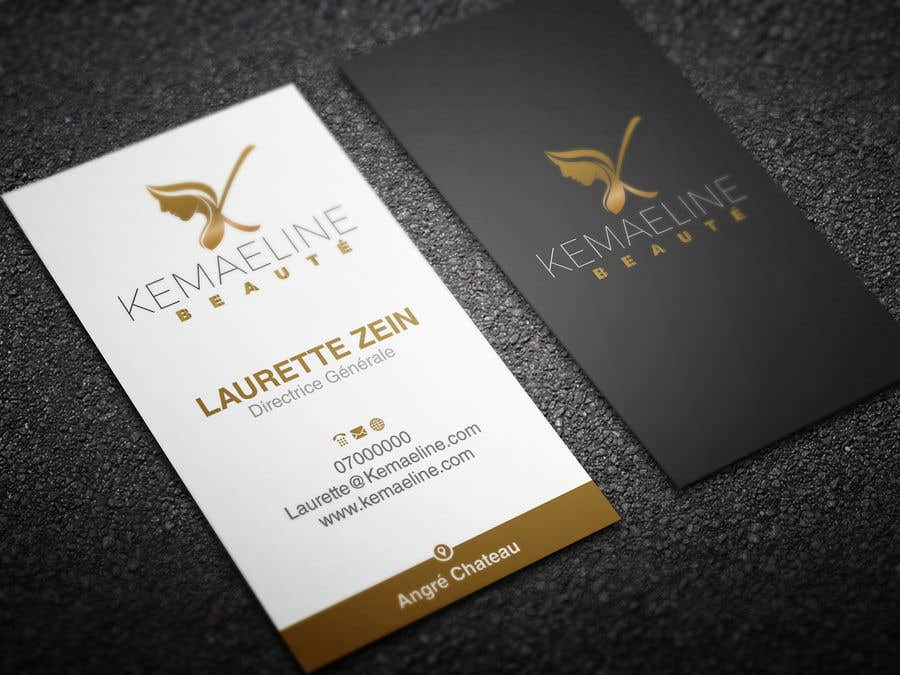 Proposition n°                                        13                                      du concours                                         NEED VERTICAL BUSINESS CARD (URGENT)