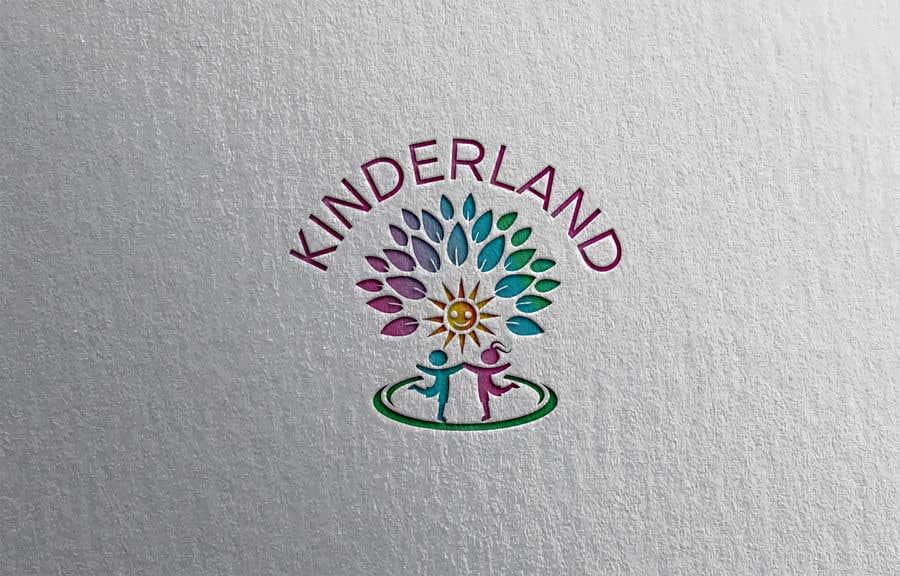 Конкурсная заявка №196 для Graphic designer needed for kindergarten logo