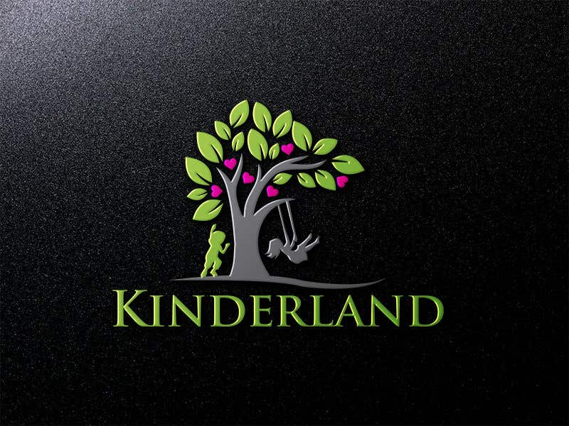 Конкурсная заявка №103 для Graphic designer needed for kindergarten logo