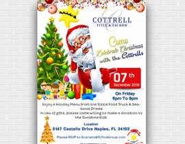 #23 para Christmas With the Cottrells por graphicshero