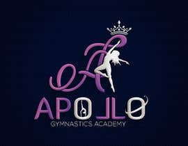 "#81 for Logo for ""Apollo Gymnastics Academy"" by unitmask"