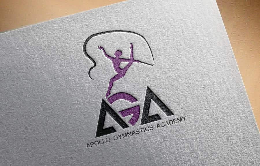 """Konkurrenceindlæg #155 for Logo for """"Apollo Gymnastics Academy"""""""