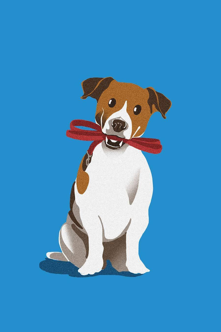 Entry 67 By Anantamade For Create Three Dog Illustrations Freelancer