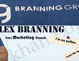 nº 7 pour New Facebook Cover photo for Alex Branning par Mabbas10