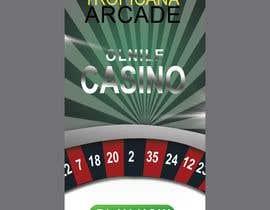 Nro 6 kilpailuun Design a Banner for Store Front & Doors (Casino Style) käyttäjältä youshohag799