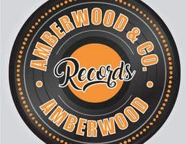 #34 for Record Label Logo by marumanit