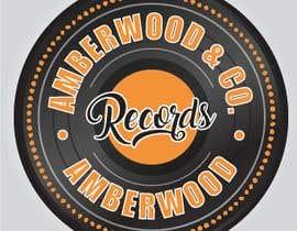 #34 untuk Record Label Logo oleh marumanit