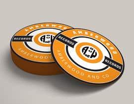 #32 untuk Record Label Logo oleh Hcreativestudio