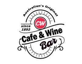 #99 untuk Logo Design - Cafe/Wine Bar oleh femolacaster