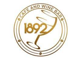 #105 pentru Logo Design - Cafe/Wine Bar de către blackstarteam