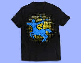 #15 cho Sagittarius Illustrated Graphic T-Shirt/Hoodie bởi mfnur
