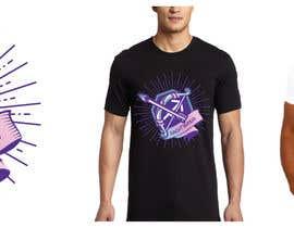 #11 cho Sagittarius Illustrated Graphic T-Shirt/Hoodie bởi Nathasia00