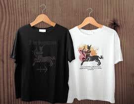 #3 cho Sagittarius Illustrated Graphic T-Shirt/Hoodie bởi dominicgomes24