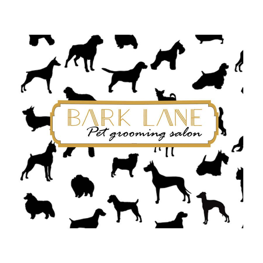 Penyertaan Peraduan #44 untuk I would like to hire a Logo Designer to re-brand my dog grooming business with me!