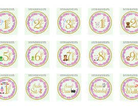 #29 for Design A Set of Baby Sticker af Eng1ayman