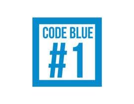 #33 for Logo/sticker for company event Code Blue by alecsandrurazvan