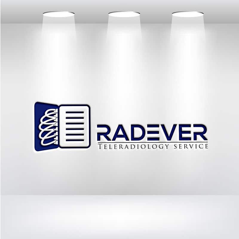 Kilpailutyö #17 kilpailussa Unique and Best font for 'Radever Teleradiology'
