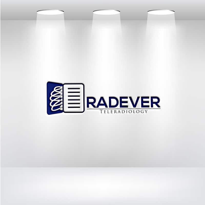 Kilpailutyö #18 kilpailussa Unique and Best font for 'Radever Teleradiology'