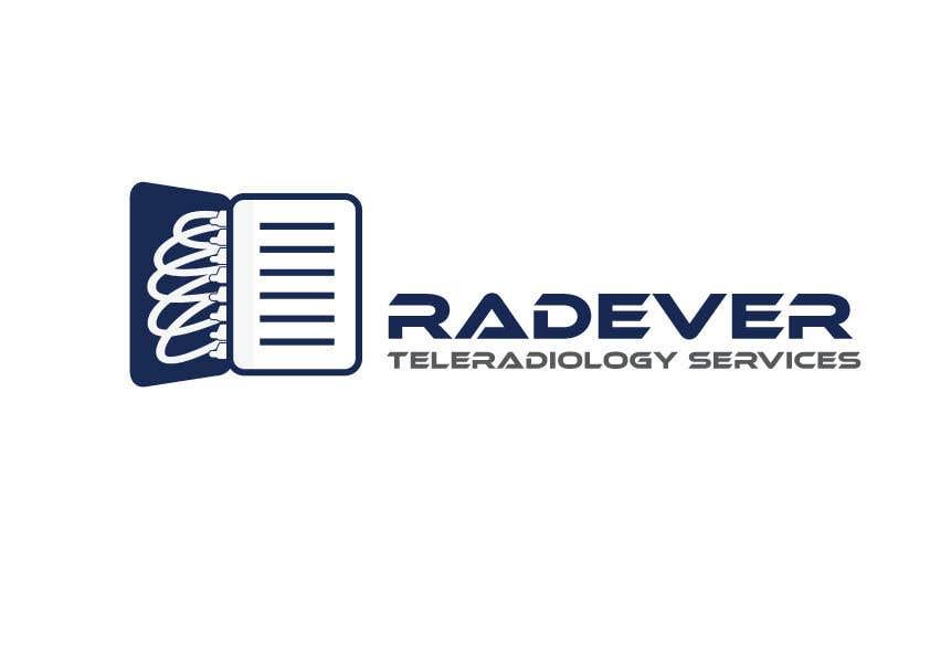 Kilpailutyö #9 kilpailussa Unique and Best font for 'Radever Teleradiology'