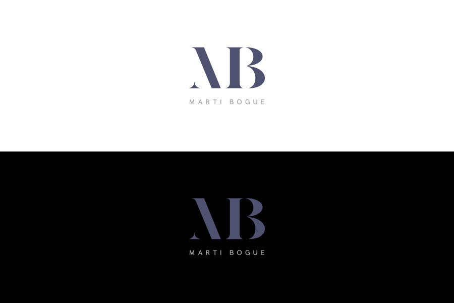 Penyertaan Peraduan #90 untuk Marti Bogue Logo Design