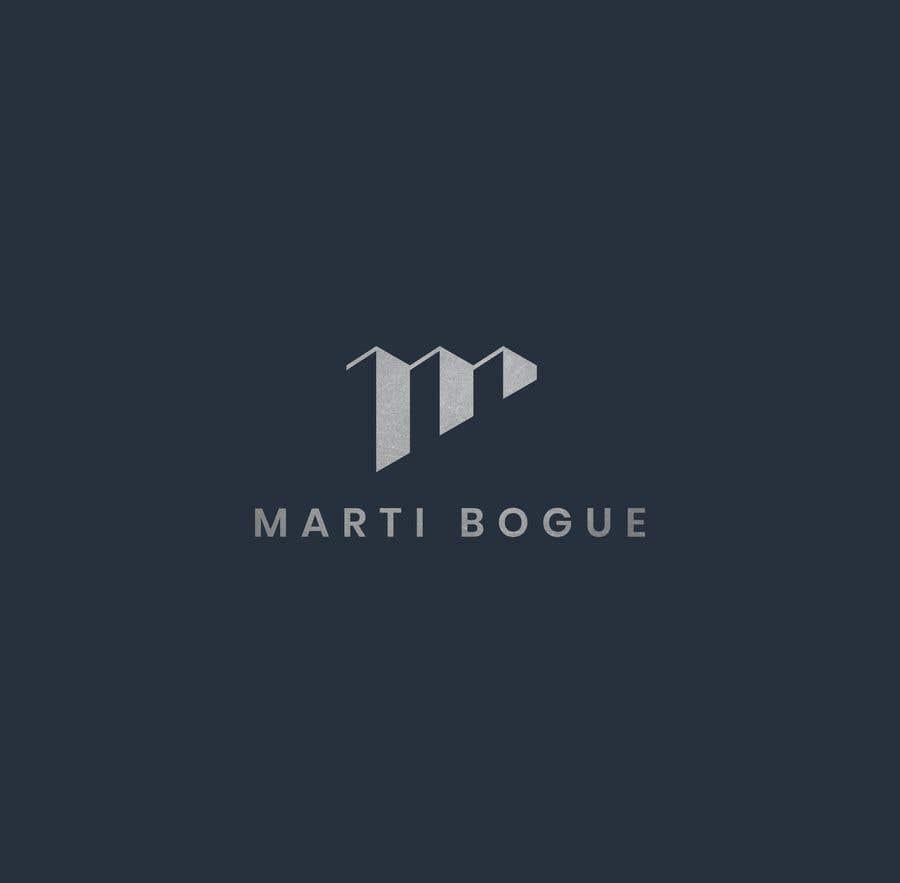 Penyertaan Peraduan #109 untuk Marti Bogue Logo Design