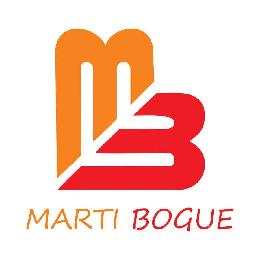 Penyertaan Peraduan #138 untuk Marti Bogue Logo Design