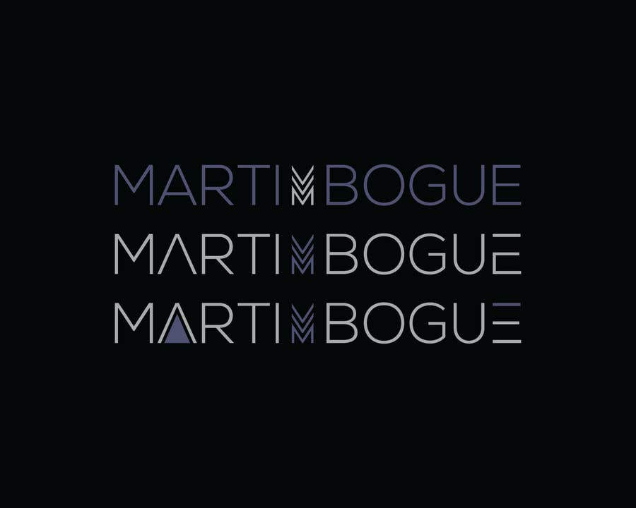 Penyertaan Peraduan #194 untuk Marti Bogue Logo Design