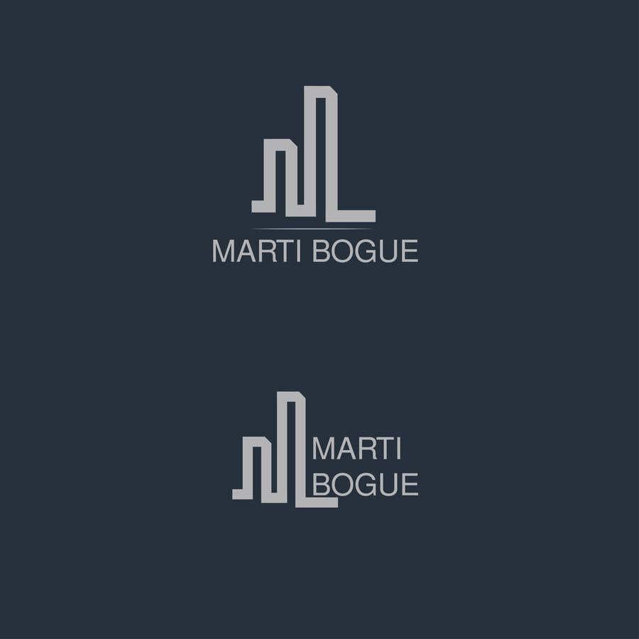 Penyertaan Peraduan #329 untuk Marti Bogue Logo Design