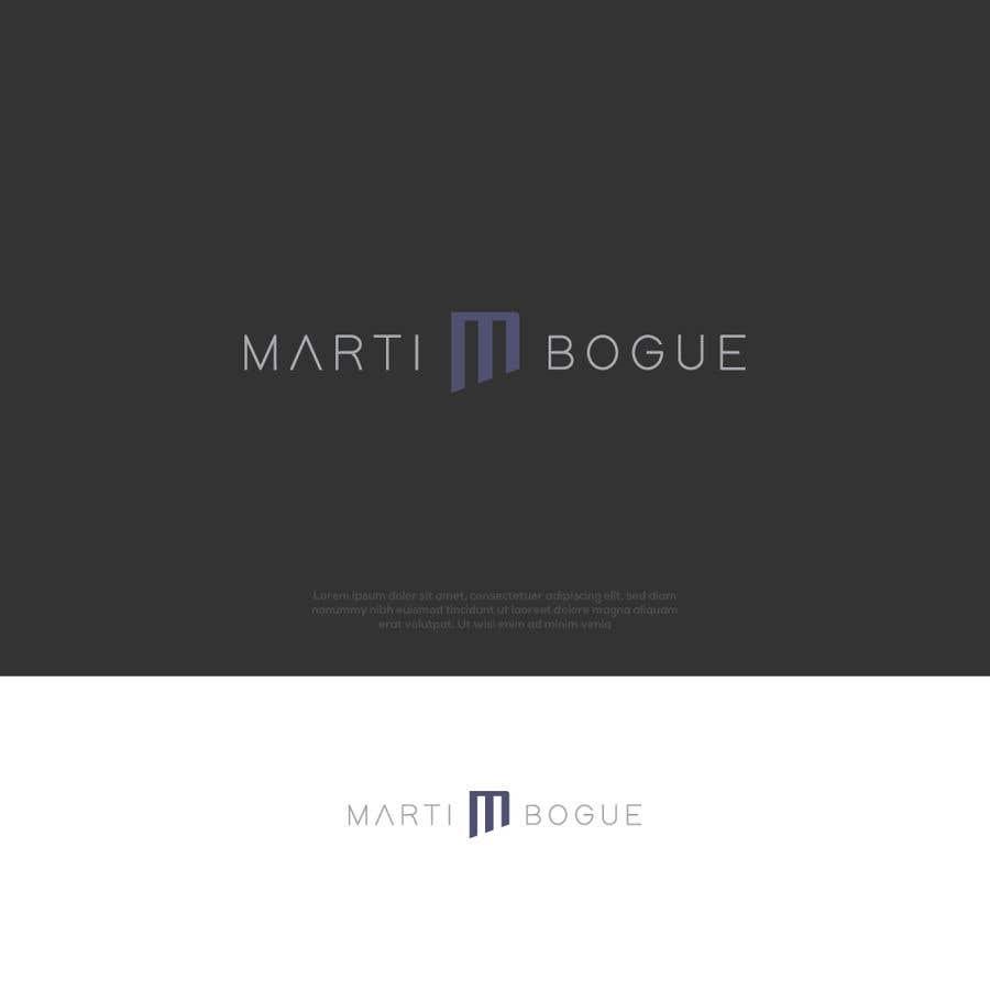 Penyertaan Peraduan #280 untuk Marti Bogue Logo Design