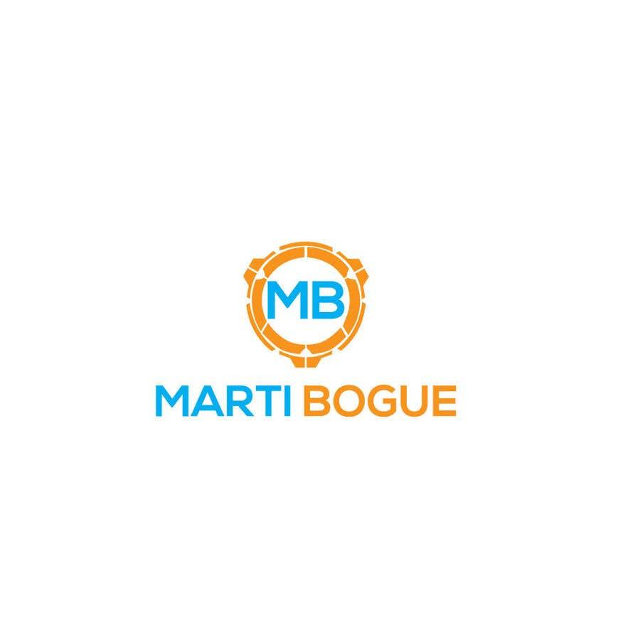 Penyertaan Peraduan #318 untuk Marti Bogue Logo Design