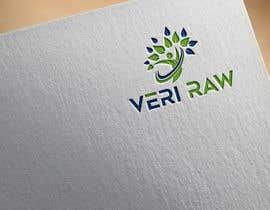 abdulazizk2018 tarafından I need a logo design for my start up health nutrition brand Veri Raw için no 49