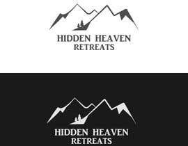 Nro 13 kilpailuun Design a logo for Hidden Haven Retreats käyttäjältä chrisorokos