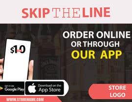 #51 para Liquor Promo Flyer Design por sharufhossain