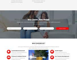 #6 for Single page website by akterfr