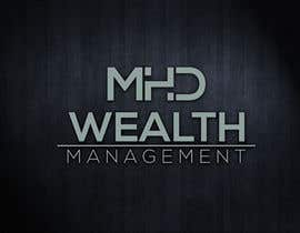 #554 for Logo required for my new company MHD Wealth Management af hmnasiruddin211