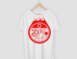#116 for Design a T Shirt for Ski Lodge in Japan af almaktoom