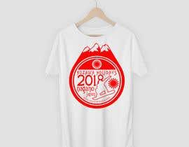 #116 for Design a T Shirt for Ski Lodge in Japan by almaktoom