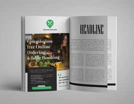 #4 untuk Create A4 Advert for Industry Brochure oleh CherryDesigns