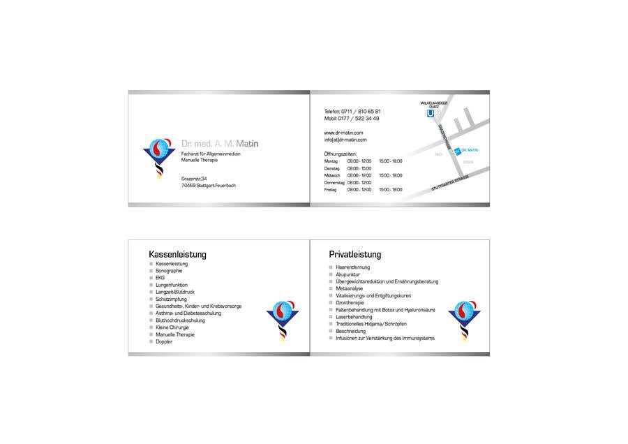 Entry 7 By Melissa0701 For Design Von Visitenkarten