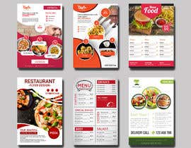 #88 for Bussines card and flyer for italian restaurant af Farid214