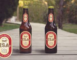 Nro 23 kilpailuun I need a beer logo for bottles käyttäjältä redeesstudio