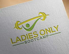 """nº 53 pour I need a logo designed for a all ladies fitness BootCamp class that we offer at our training facility """" Ladies Only BootCamp """" par sumon7it"""