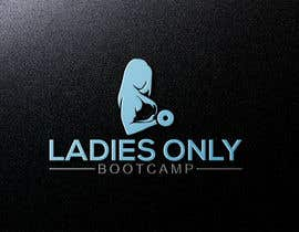 """nº 59 pour I need a logo designed for a all ladies fitness BootCamp class that we offer at our training facility """" Ladies Only BootCamp """" par sumon7it"""