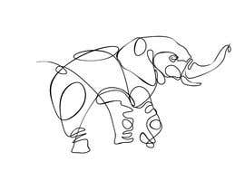 #83 cho Animals drawn with one line only bởi Pandred