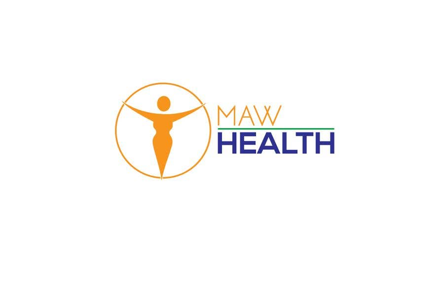 Kilpailutyö #115 kilpailussa logo and icon design for Medical an Wearable
