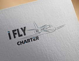 #420 για Logo Design - I Fly Charter από maxverentsov